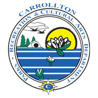 Carrollton Parks, Recreation and Cultural Arts Retina Logo